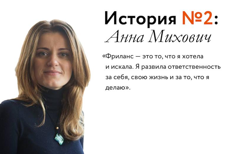 Анна Михович